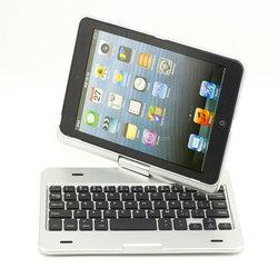 New Arrivial 360 Rotating AU Sprayed Metal Sense Bluetooth Keyboard Touchpad