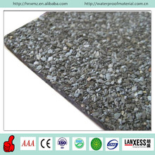 Torched on 4mm sand finished SBS modified bitumen breathable waterproof membrane