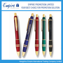 Newly Designed Elegant Copper Metal Ballpoint Pen