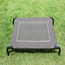 Raised Stainless Steel Various Color Small Dog Bed Popularity