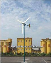 5KW electric wind generator, 230v wind turbine generator, wind turbine 5000w