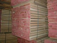 European sawn lumber KD and s4s grade