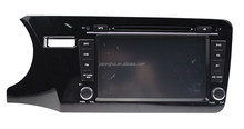 "8"" Touch Screen For HONDA CITY 2014 Car DVD GPS Navigation System For HONDA CITY 2014 Audio Radio GPS"