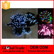 12m Long Wire 100 LED Solar NI-MH Battery Operated String Fairy Light Party Wedding Christmas Decoration G0078