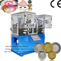 Patent High-Speed Paper plate machine,Paper plate making machine,paper plate forming machine