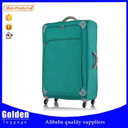 2016 new product Carry-on Luggage Set unique luggage sets nylon trolley luggage