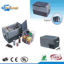 outdoor portable small car refrigerator