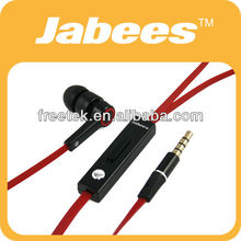 superior design cord/code reel earphone