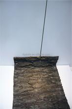 Home garden decoration 150cmx80cm artificial outdoor painting plastic fake tree barks ESP05 201