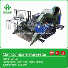Machine agricole ba02 circonscription, moissonneuse batteuse
