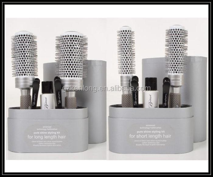 Detachable Handle Thermal Metal Round Hair Brushes Buy