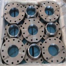 hot sale astm a105n carbon steel weld neck flange