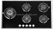 Electric Ignition Tempered Glass Gas Hob/Stove PG9051LG-ACBI