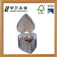 high quality paulownia natural handmade craft wholesale unfinished decorative small wooden boxes