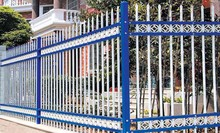 Aluminum or steel garden fence for sale with trade assurance