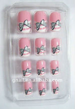 fake nail designs picture