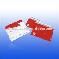 printing cardboard envelopes