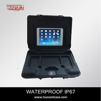 ABS Hard Case for ipad / electronic equipment /precision instruments /tools / cameras waterproof