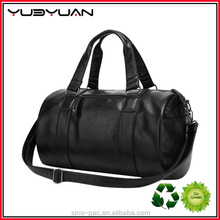 2015 New Arrival China Wholesale High Quality Fashionable PU Unisex Promotional Sport Bag