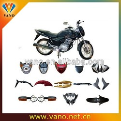 Various models and various colors motorcycle plastic parts
