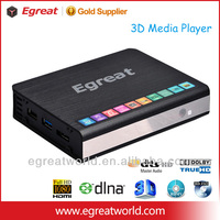 Egreat R6S external HDD 3D best hard drive media player v1080p hd