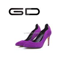GD Purple High Heel Shoes Women Sexy Stiletto Pumps Shoes / High Heel For Sexy Women/Evening High Heel Shoes