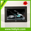 "10.1""LCD Digital Photo Frame Alarm Clock MP3 MP4 Movie Player with Remote Desktop US Plug"