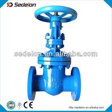 DIN rising stem gate valve GS-C25