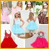 New Arrival 2-7 Year Old Children Straight Dress, Girl Dress For Party Girl Dress Wholesale ZYL-DR-60