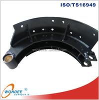 Factory BPW220 Truck Trailer Brake Shoes