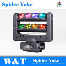 W&T LED Spider light Yoke 8Q