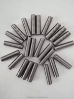 99.95% pure high quality tungsten screw bolt