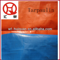 pe tarpaulin for ship cover &hdpe coating &any color could make