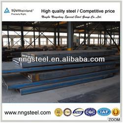 Plastic Mold Steel plate DIN1.2311/1.2312/1.2738/42CrMo4/C45