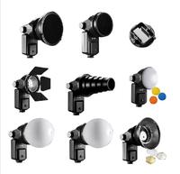 New Flash Adapter Kit Accessory for K9/K-9 Universal Mount CA-SGU Speedlite for SGA-K9 for SB910 900 430EX Yongnuo YN560III 568
