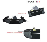 Top Sale!!! Outdoor Exercise Running Race Pouch Belt Pocket Fits Most Smart Phones with Two Secure Pockets