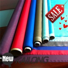 For high fashion industry 43T color mesh with mature development of dyeing technology
