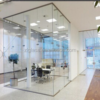 Building glass made in GuangDong,commercial building glass,building made of glass