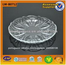 2014 placa de vidro frutas