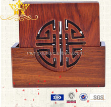 New Design and Hot sale Bamboo Coaster for Promotion Item