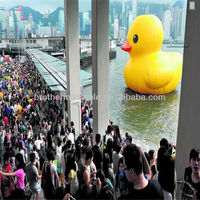 Inflatable Rubber Duck Manufacturer