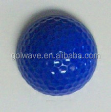 Hot selling 433 dimples golf ball,colored golf balls to worldwide
