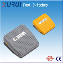 push button foot switch / 10a 250vac plastic foot switch supplier / ul tuv rohs plastic foot switch