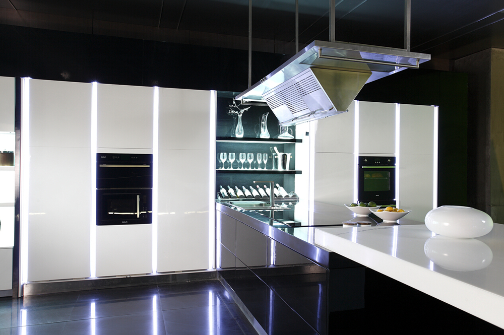 Hot new products for 2015 modular kitchen cabinets door design full