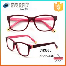 2015 High Quality Fashion Clear Acetate designer spectacles
