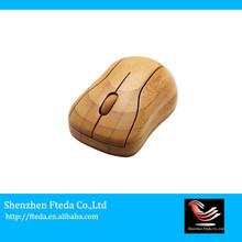 Hot china products wholesale wood art mouse wireless