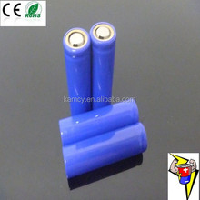 1x18650 lithium rechargeable battery 3.7v rechargeable battery 18650 2000mAh li-ion lithium ion battery 18650