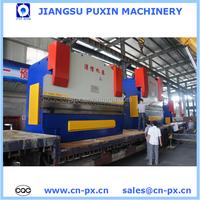 WE67K-300/4000 cnc hydraulic iron/steel bar bending machine