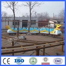 Medium size roller coaster sliding dragon for sale