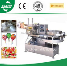 SML130 Automatic and high speed lollipop candy packaging machine price